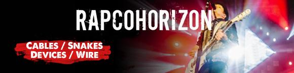 RapcoHorizon | The world leader in pro audio solutions