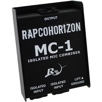 MC-1 Mic Combiner - RapcoHorizon